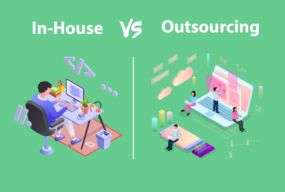 In-house Vs Outsourcing App Development