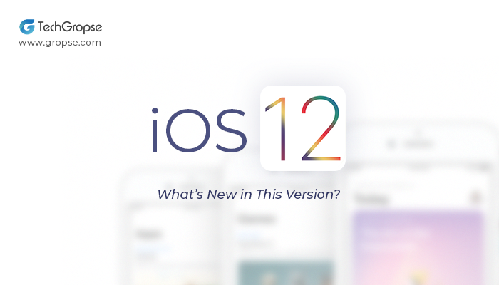 iOS 12 App Store how it will Impact your App