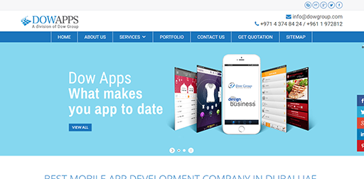 app development dubai