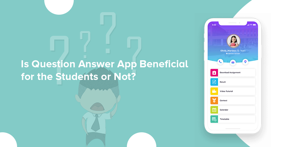 question answer app