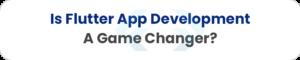 Flutter App Development idea