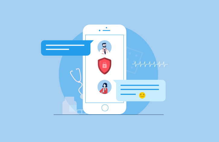 secure messaging apps for healthcare