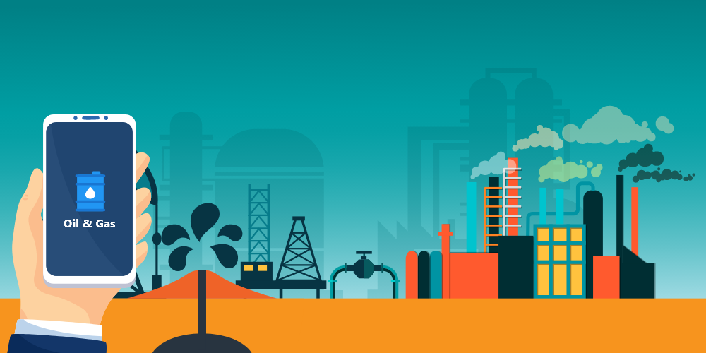 mobile apps for oil and gas industry