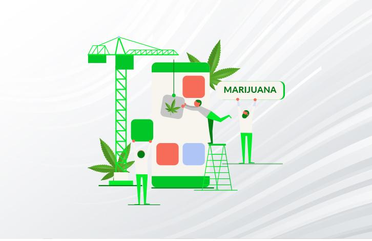Marijuana app development company