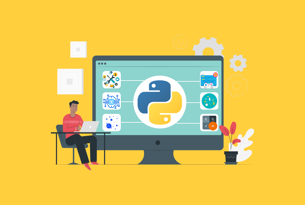 what is python used for