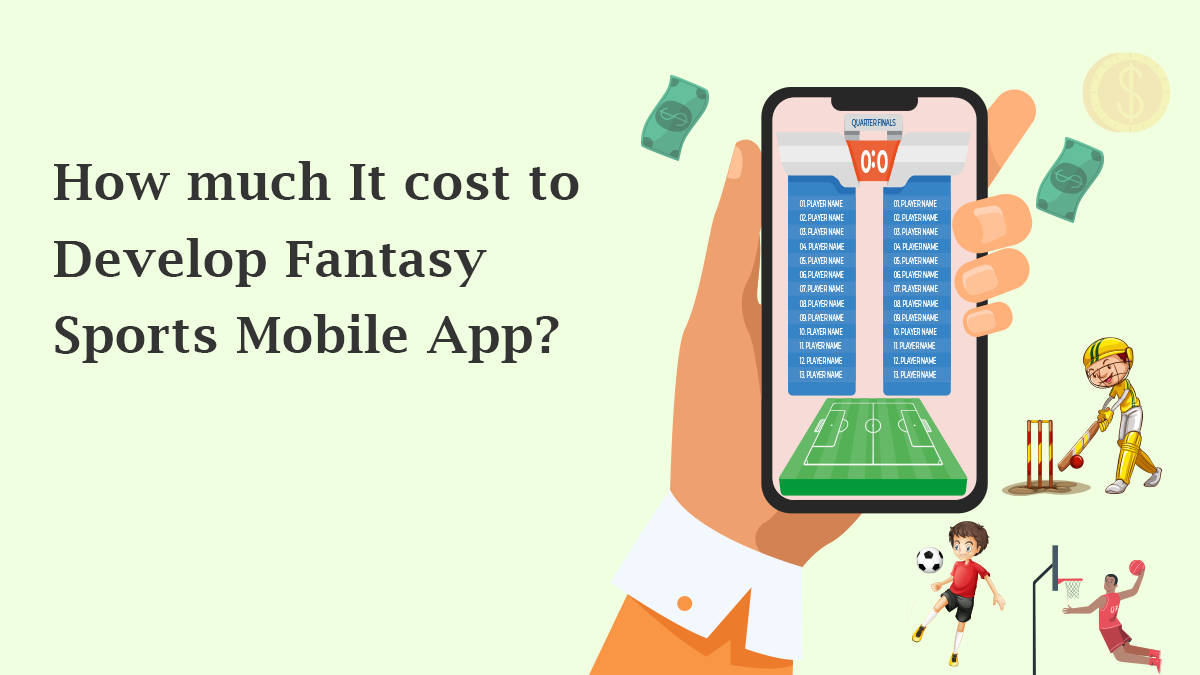 fantasy sports app development cost