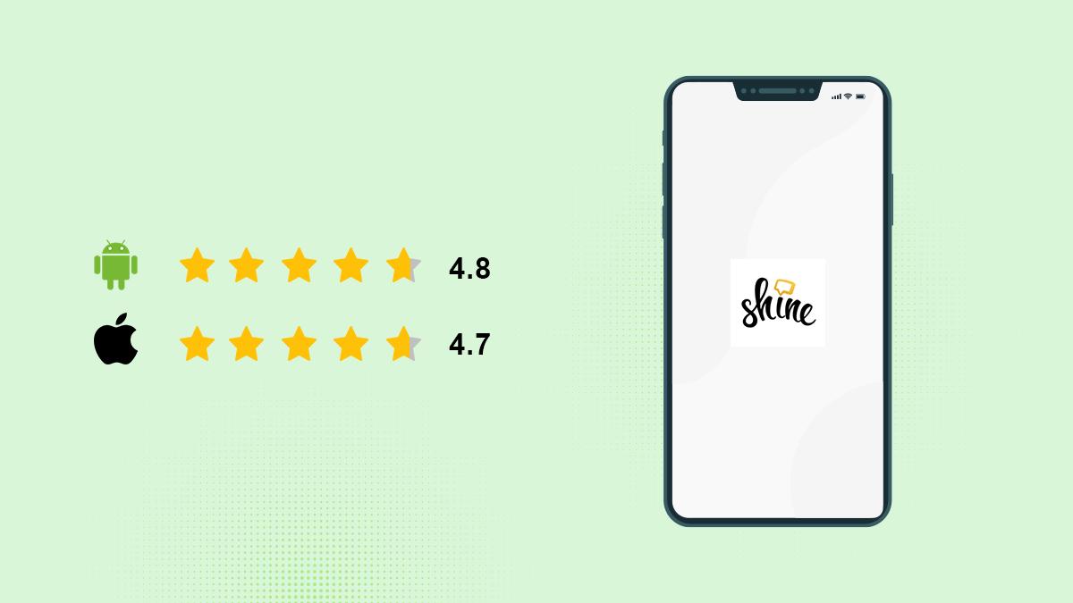 shine- mental health app