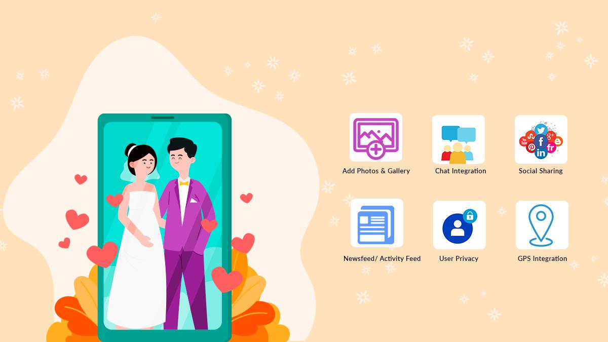 matrimony app development