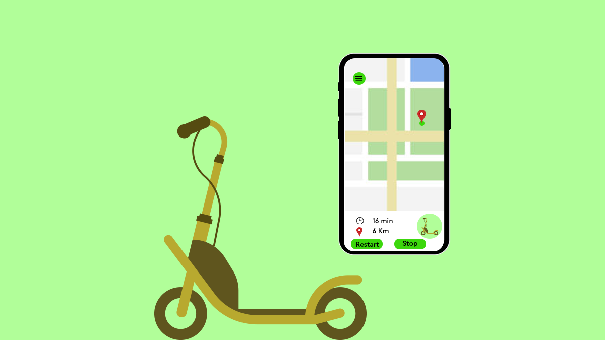 iot scooter