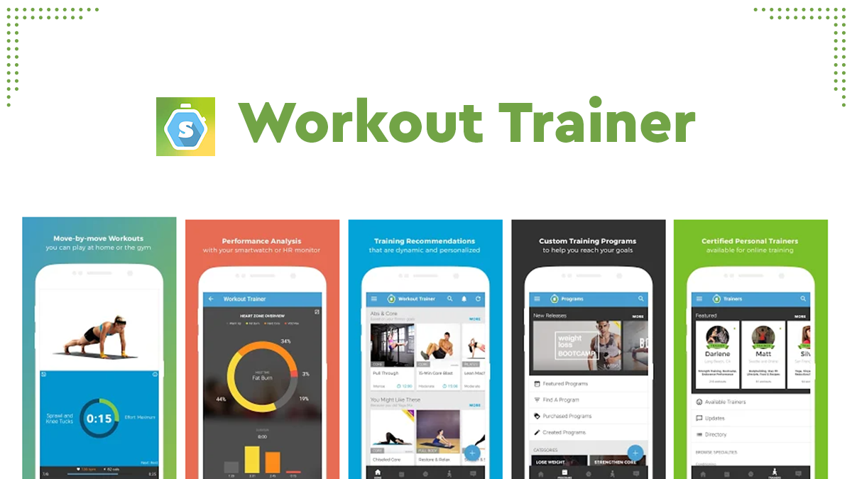 best free exercise apps