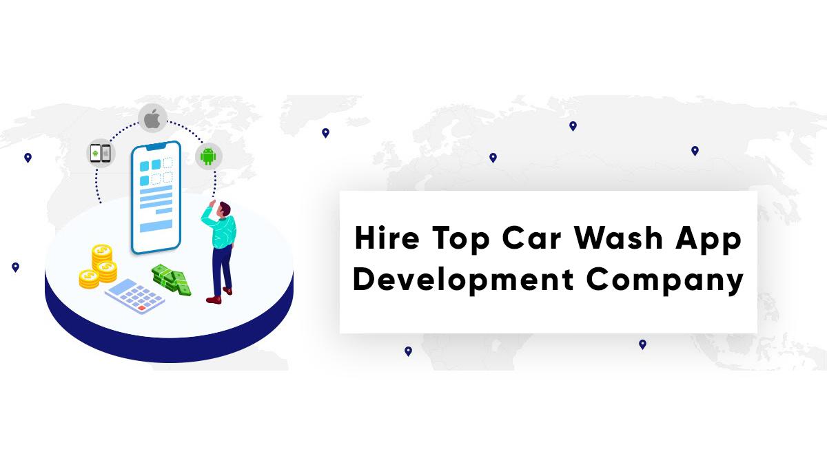 create car wash app
