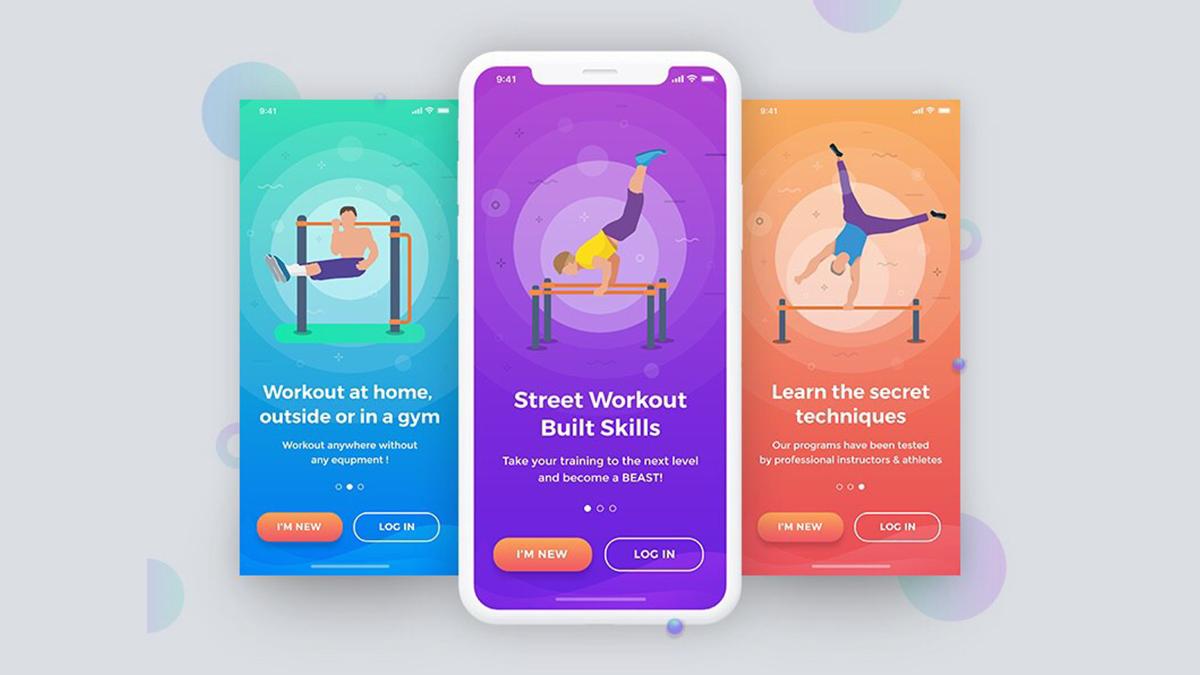 fitness tracker app development