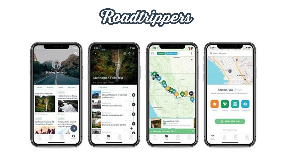 journey planner app development