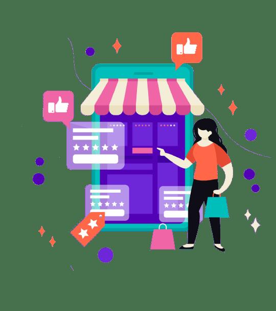e-commerce web design agency