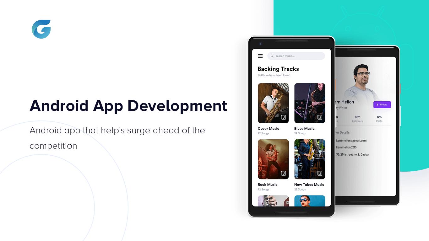Android Application Development Company   App Development Services