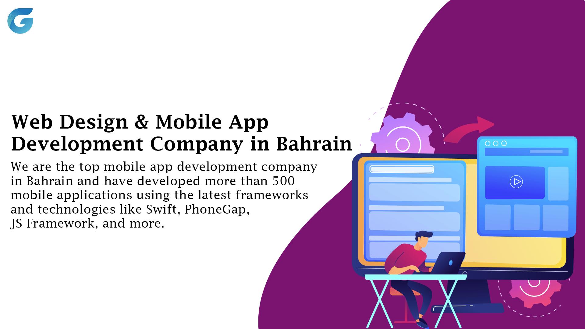 Web Design & Mobile App Development Company in Bahrain