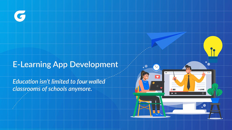 e-learning Application Development Company | Education Applications