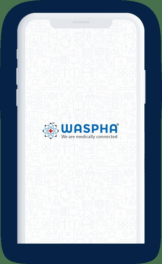 Waspha App Design