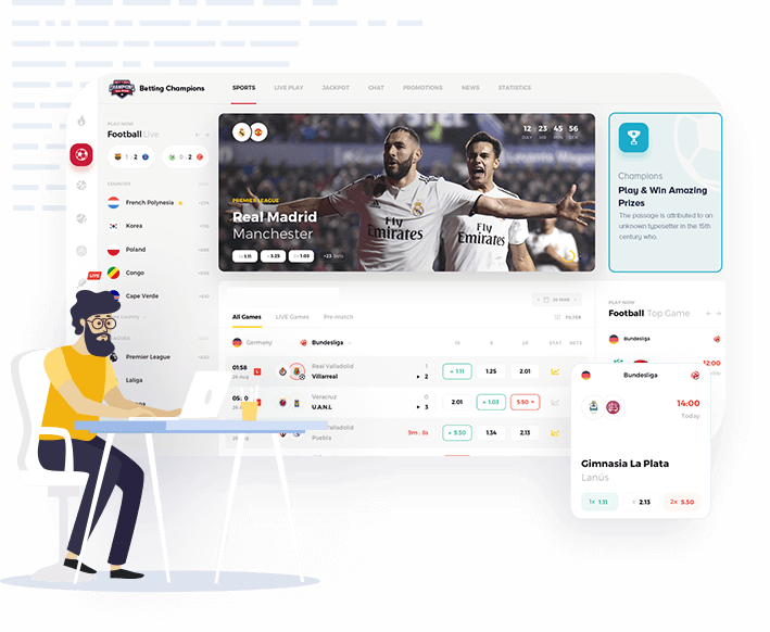 sports betting app development